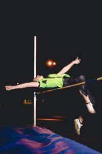 La atleta Bego Martinez