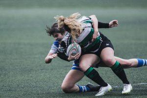 Partido de rugby entre el Durango Rugby y La Unica
