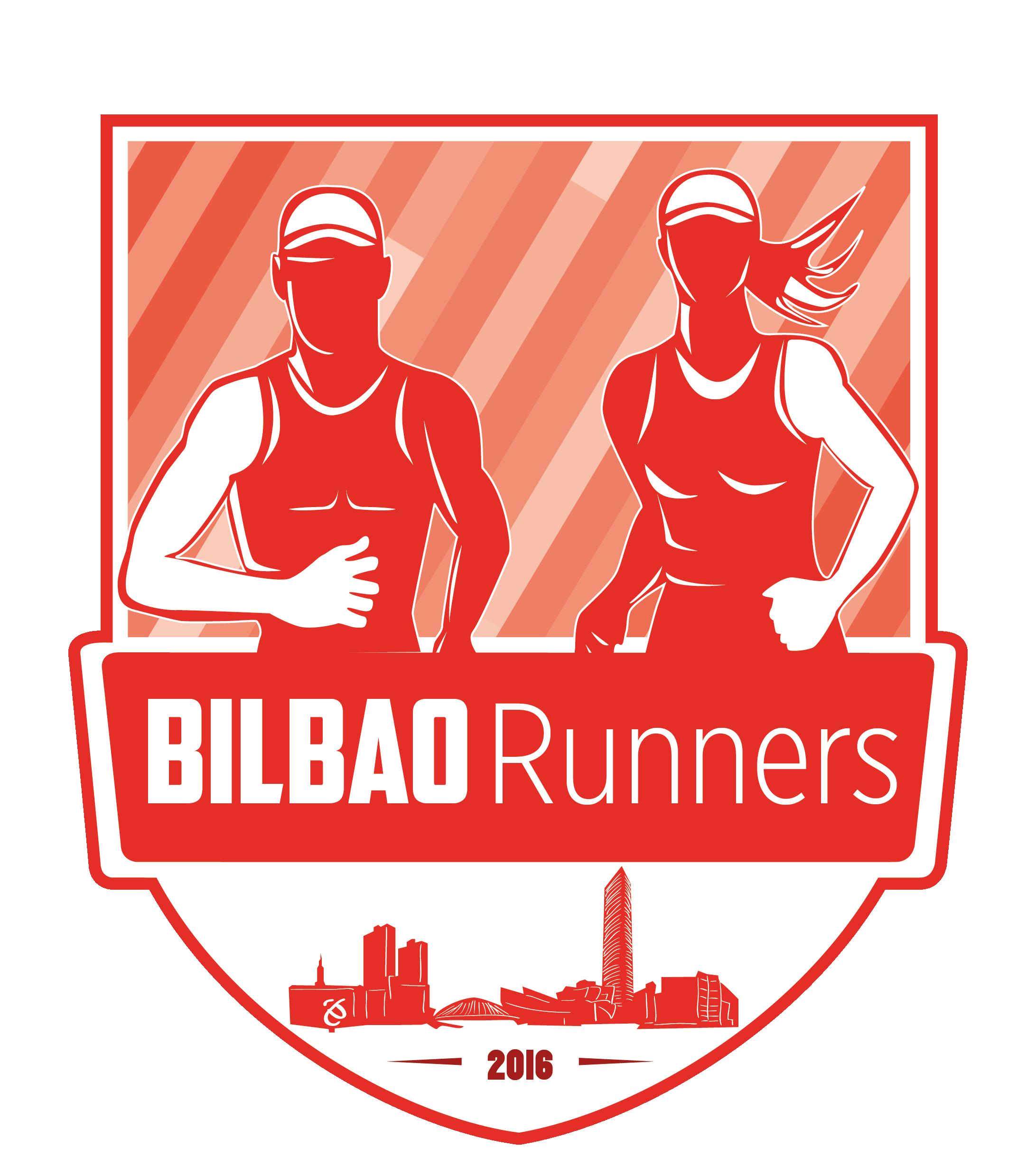 Logotipo Bilbao runners